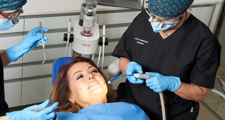 Dolor después de la endodoncia