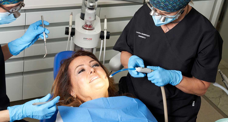 Odontología general en Clínica Dental Soler Gomis